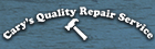 Cary's Quality Repair Logo